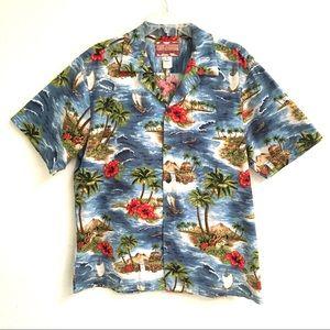 RJC Vintage authentic Hawaiian shirt L